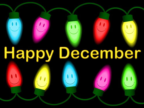 Happy December Christmas Images