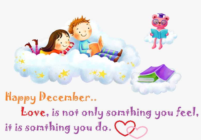 Happy December Love Quotes