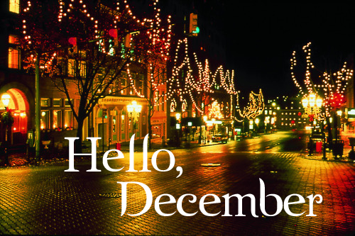Hello December Photos