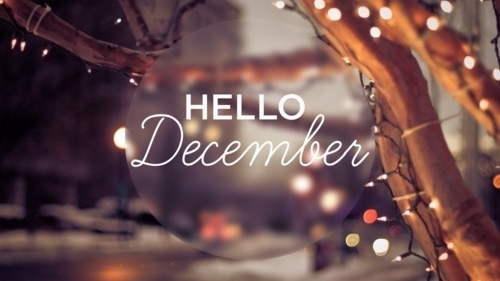 Hello December Pictures